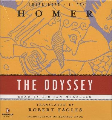 [CD] The Odyssey By Homer/ Fagles, Robert (TRN)/ McKellen, Ian (NRT)/ Knox, Bernard MacGregor Walker (INT)
